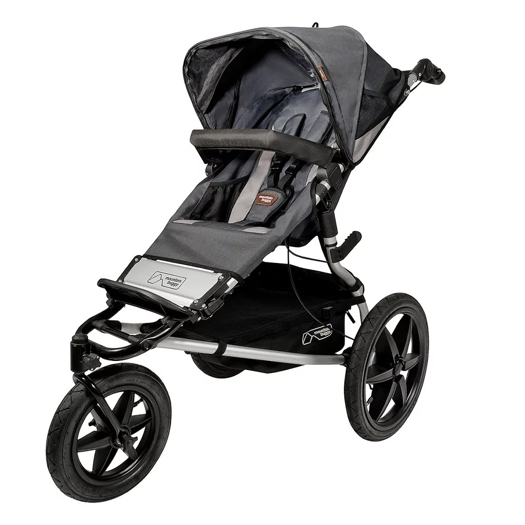 Double Stroller Mountain Buggy Choosing The Best Jogging Strollers Popsugar Moms