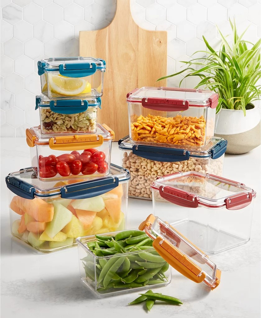 Tools Of The Trade 16 Pc Tritan Food Storage Container Set Shop 50 Massive Discounts From The Macy S Cyber Monday Sale Popsugar Smart Living Photo 42