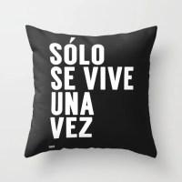 Decorative Pillows With Spanish Phrases | POPSUGAR Latina