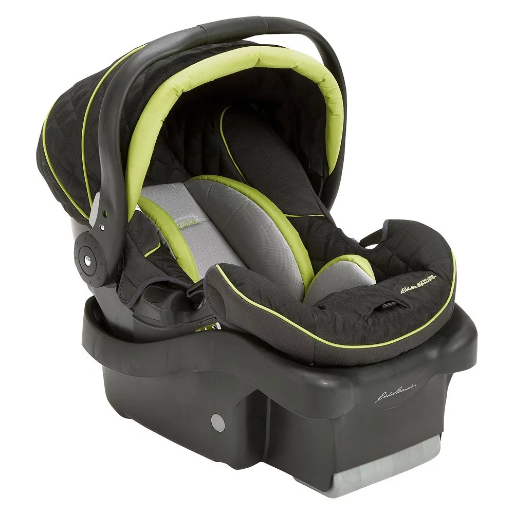 Baby Car Seats At Target Surefit Infant Car Seat A First Look At Eddie Bauer S