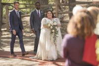 Kate's Wedding Dress on This Is Us | POPSUGAR Fashion Photo 1