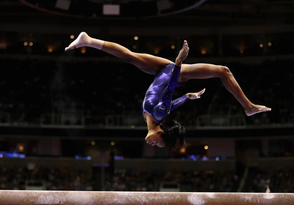 Gabrielle Douglas 2012 Us Women39s Gymnastic Team