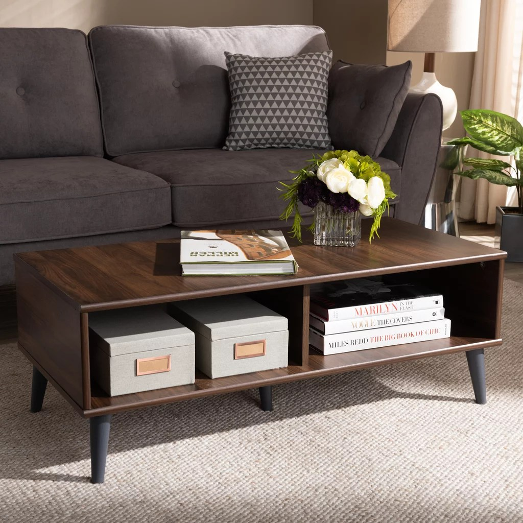 Modern Coffee Table With Storage Best Cheap Coffee Tables With Storage Popsugar Home