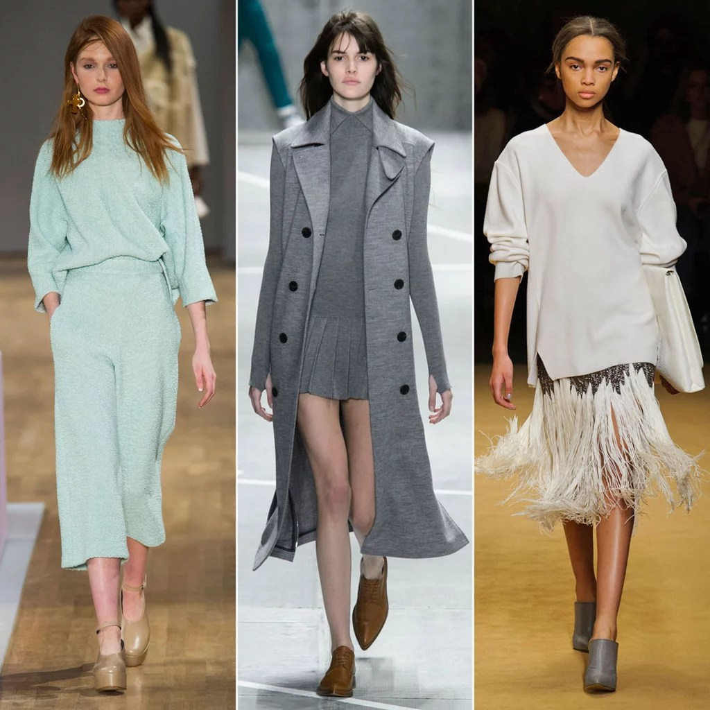 Trend Wandfarben 2015 Fall 2015 Trends At New York Fashion Week | Popsugar Fashion