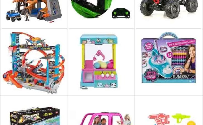 Best Toys Walmart 2018 Popsugar Family
