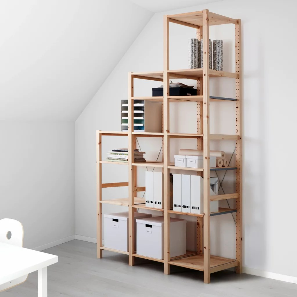 Ikea.de Ivar Ivar 3 Section Shelving Unit Best Ikea Living Room Furniture