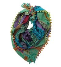 The very best multi coloured scarves!
