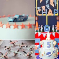 Boys Birthday Party Themes