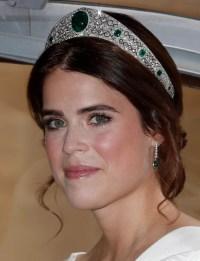 Princess Eugenie Wedding Hair and Makeup | POPSUGAR Beauty UK