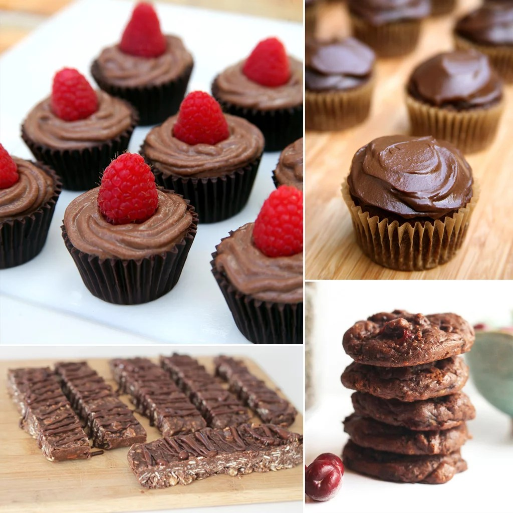 Nagerecht Makkelijk Best Healthy Chocolate Dessert Recipes Popsugar Fitness