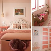Pink Vintage Glam Little Girl's Room | POPSUGAR Moms