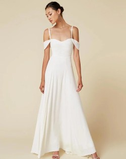 Small Of Courthouse Wedding Dress