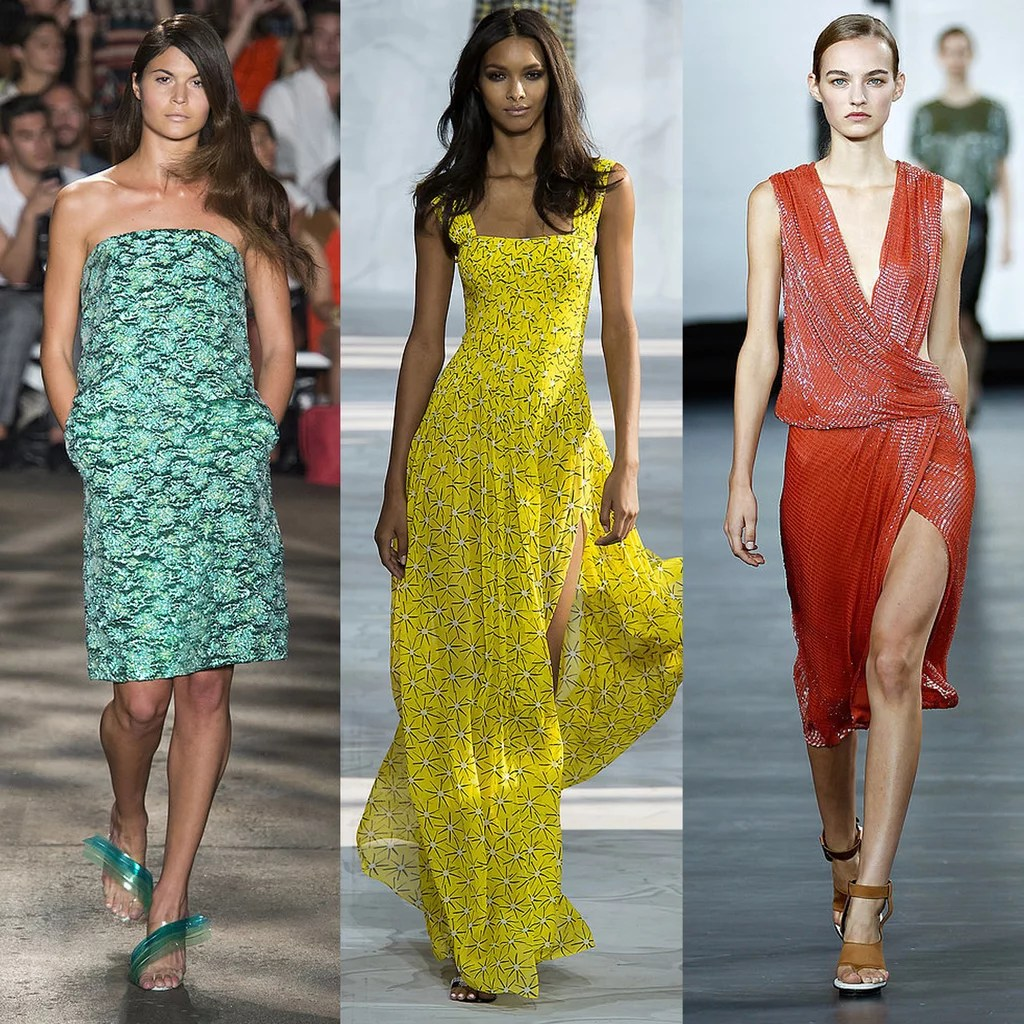 Trend Wandfarben 2015 Color Trends Spring 2015 | Popsugar Fashion