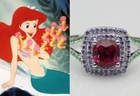 Disney Princess Engagement Rings | POPSUGAR Love & Sex