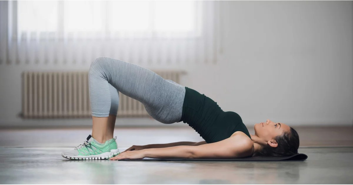 Butt Building Workout With Stairstepper Popsugar Fitness