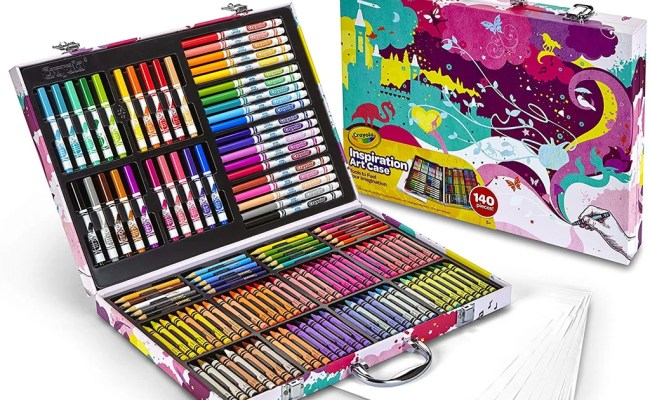 Crayola Inspiration Art Case 40 Of The Best Toys And