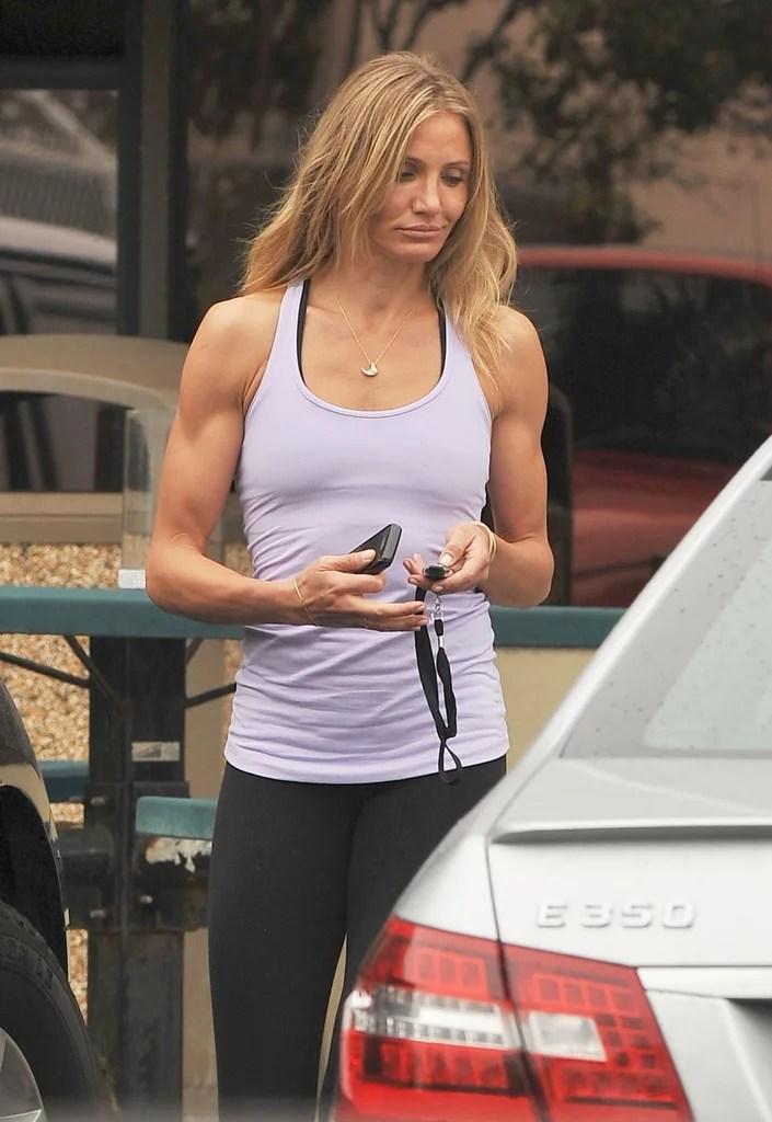 Babies R Us Hawaii Pictures Of Cameron Diaz And Alex Rodriguez Working Out