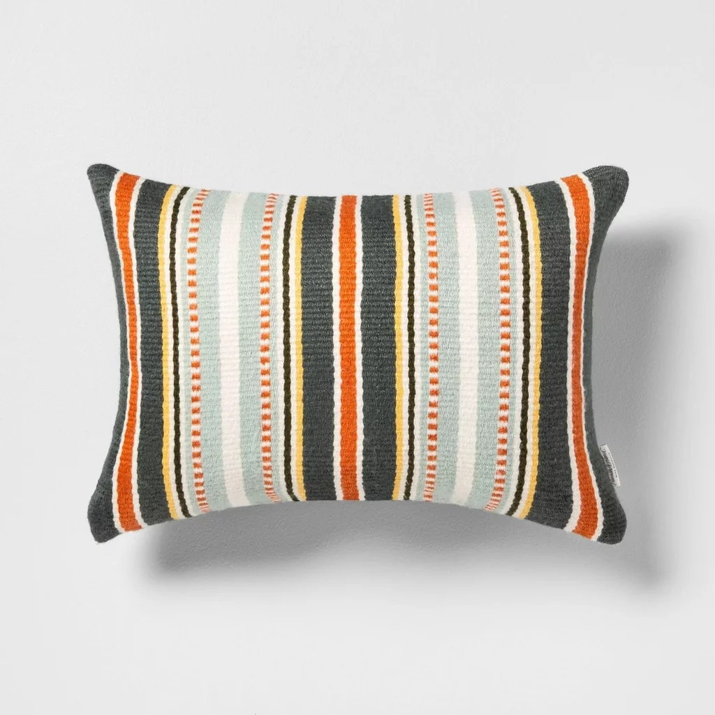 Best Pillows Australia Outdoor Lumbar Pillow Best Patio Decor From Target Popsugar