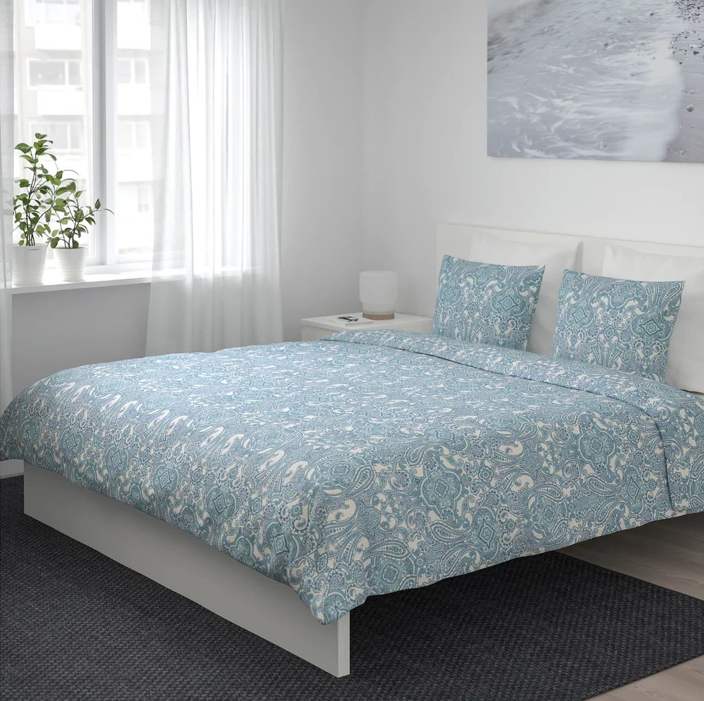 Ikea Duvet Covers Jättevallmo Duvet Cover And Pillowcase Set Ikea Summer Sale 2019