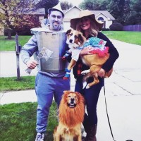 Matching Dog and Owner Costumes   POPSUGAR Moms
