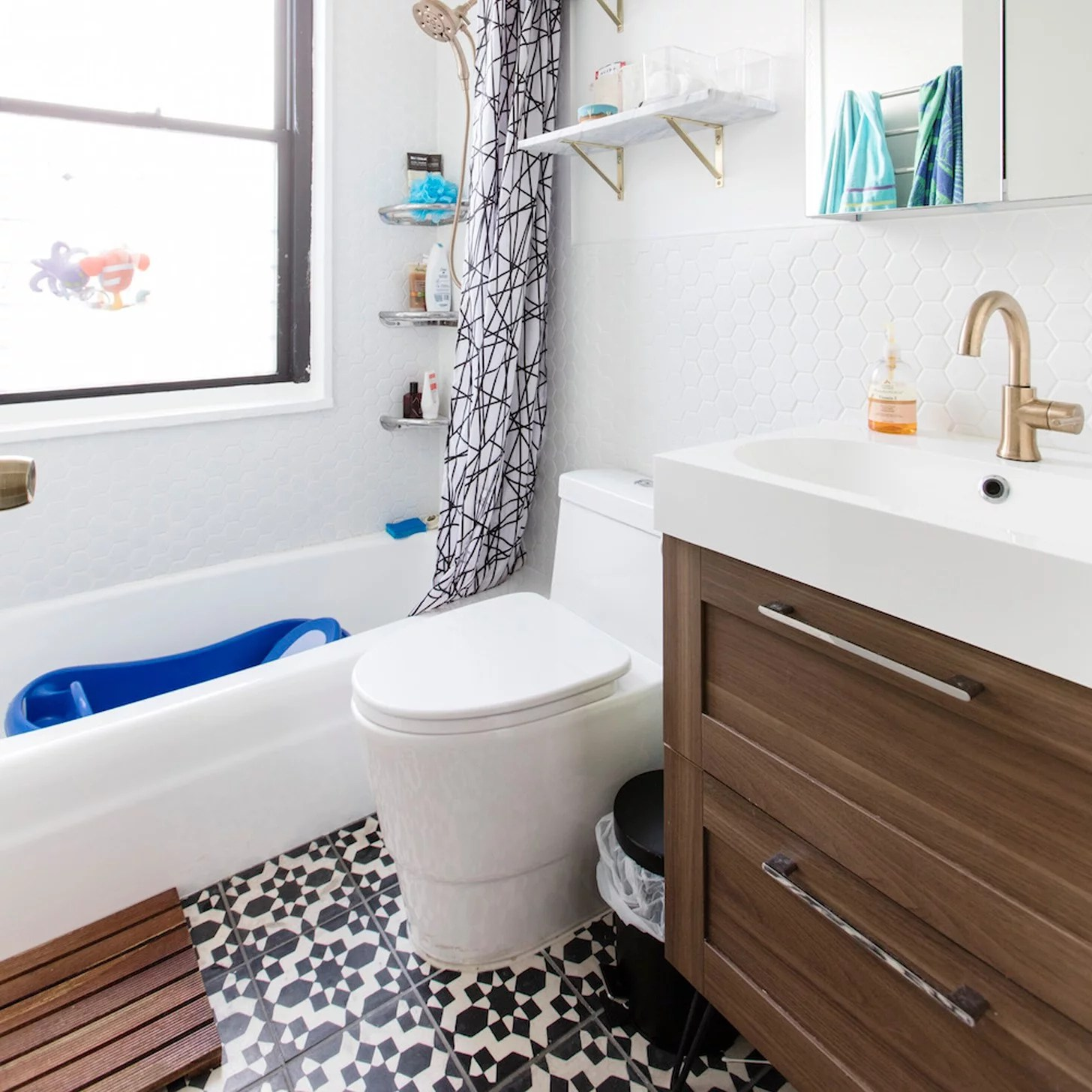 Ikea Bathroom Ideas Popsugar Home