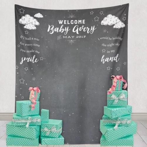 Medium Crop Of Baby Shower Backdrop