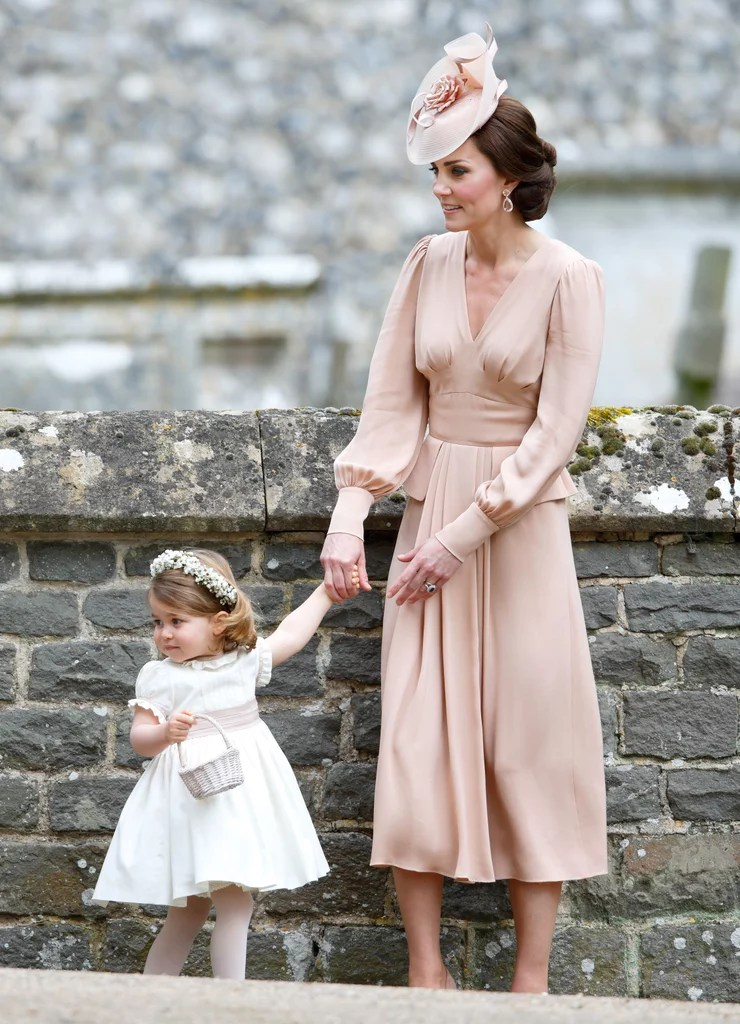 Kate Middleton\u0027s Wedding Guest Dresses POPSUGAR Fashion