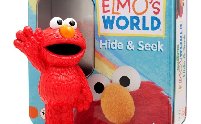 Elmo S Hide Seek Game Best Toys Of 2017 Popsugar