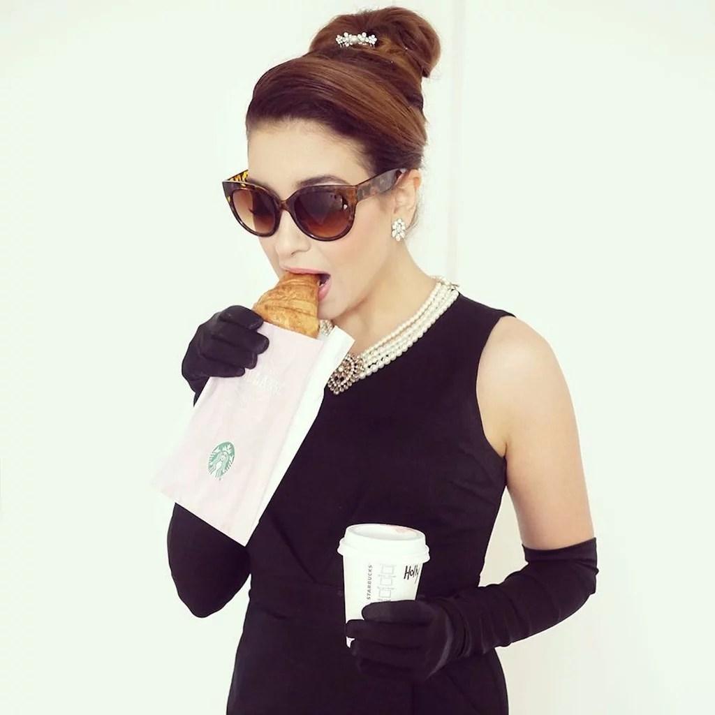 Halloween Costume Ideas With A Black Dress Popsugar Fashion