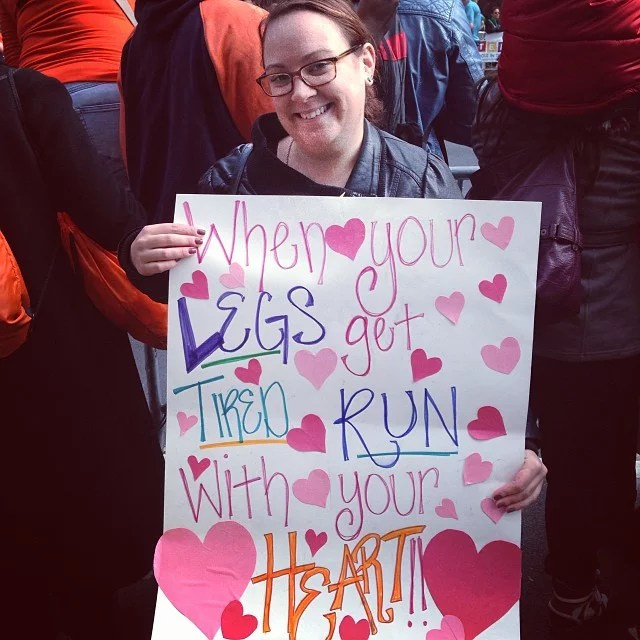 Marathon Poster Ideas POPSUGAR Fitness
