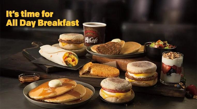 McDonald\u0027s Breakfast Calorie Breakdown POPSUGAR Fitness