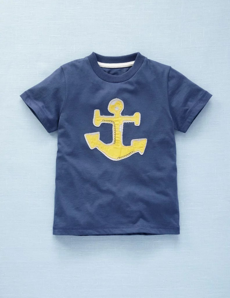 Boden 24 Mini Boden Nautical T Shirt 24 Nautical Clothing For Kids