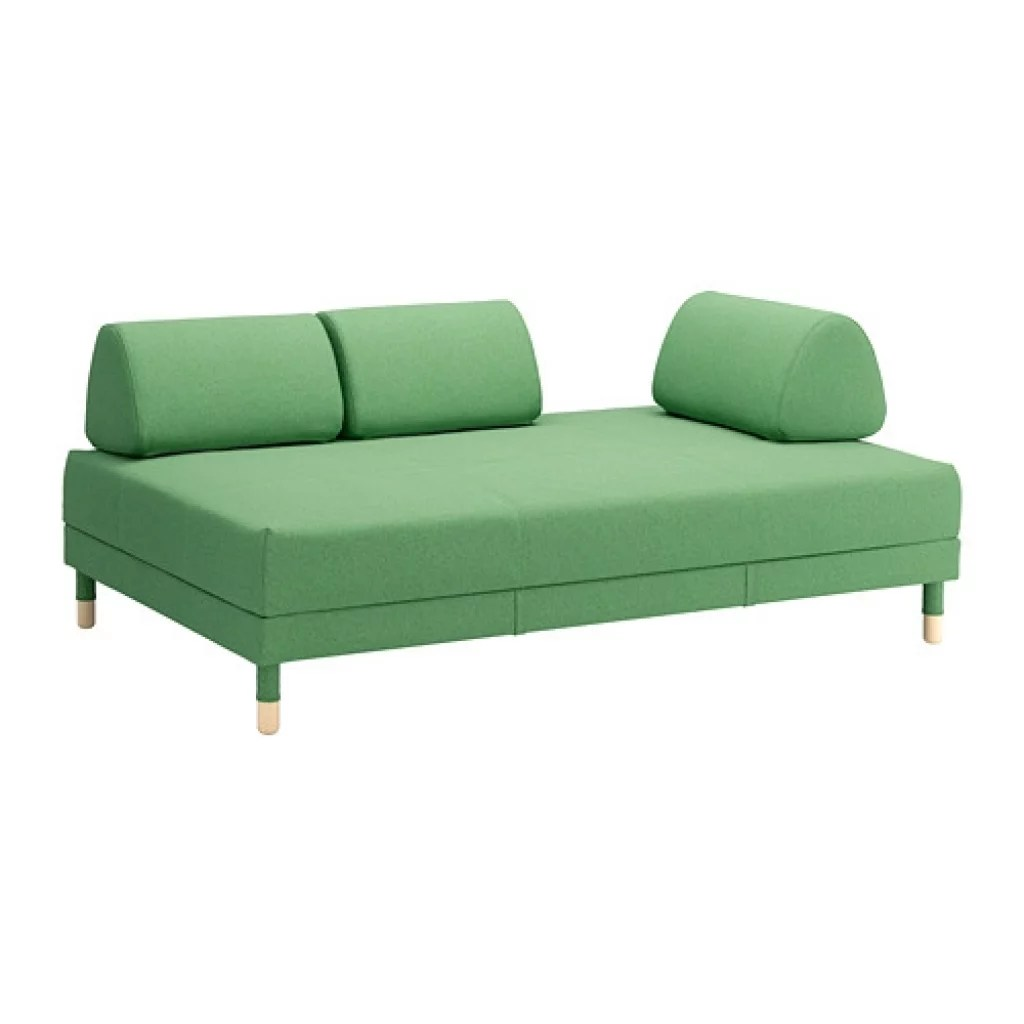 Ikea Flottebo Sofa Bed Ikea Flottebo Sofa Bed In Lysed Green 799 Home Decor Green