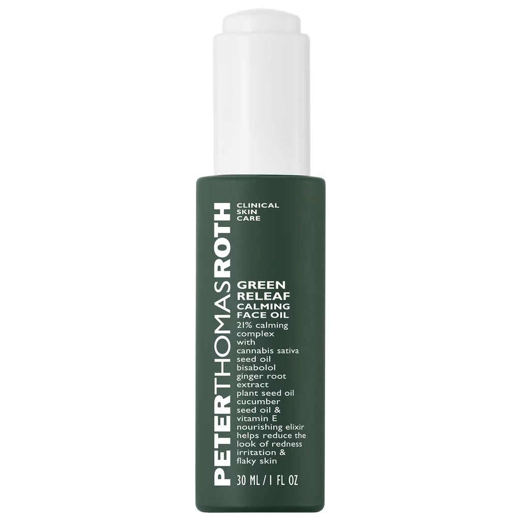 Peter Thomas Roth Green Releaf Calming Face Oil Cbd
