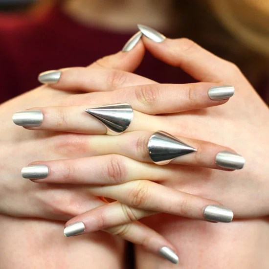 How To Clean Spilled Nail Polish And Stains Popsugar
