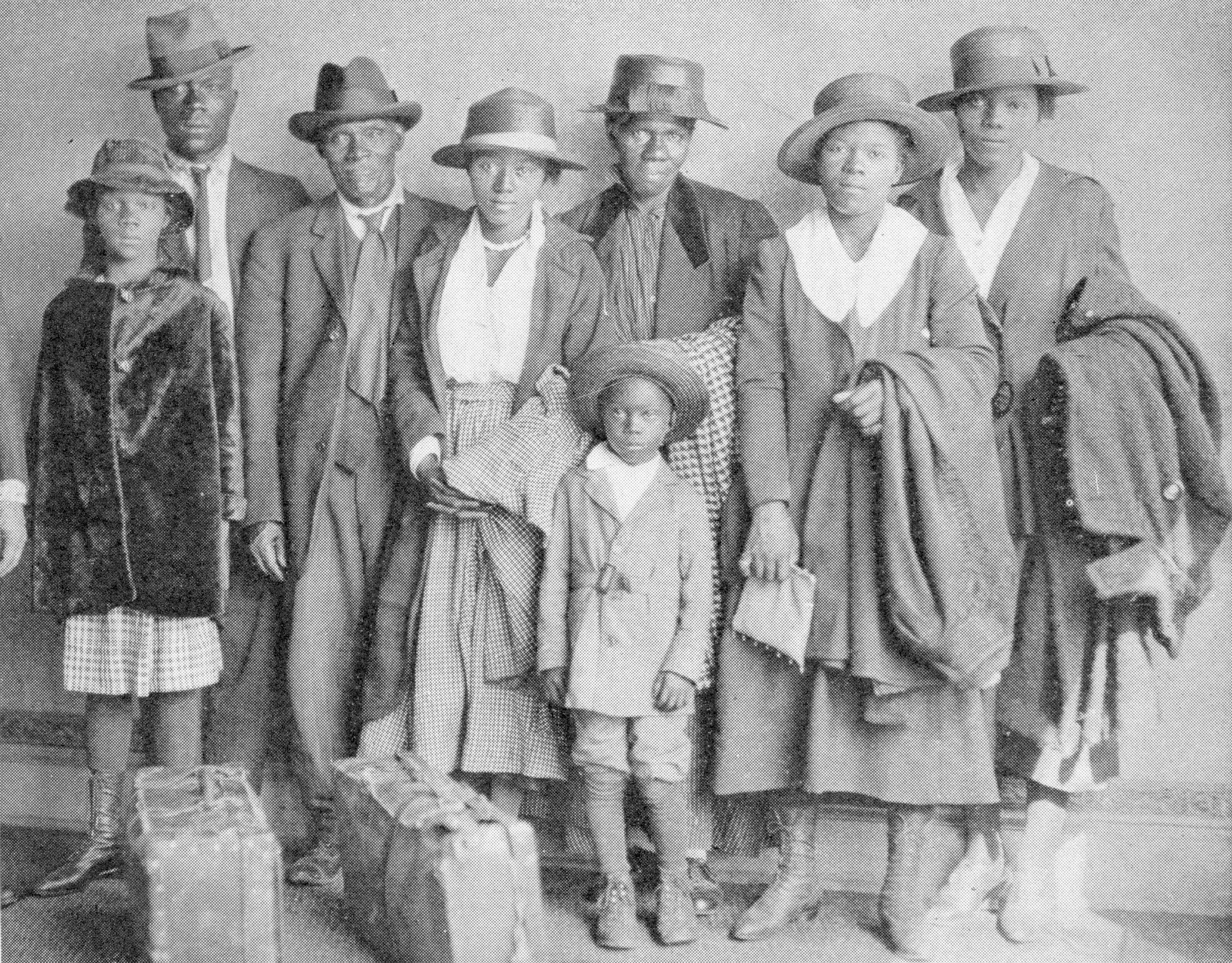 Lost White Card Nsw Great Migration Shortened Lives Of Blacks Who Fled Jim