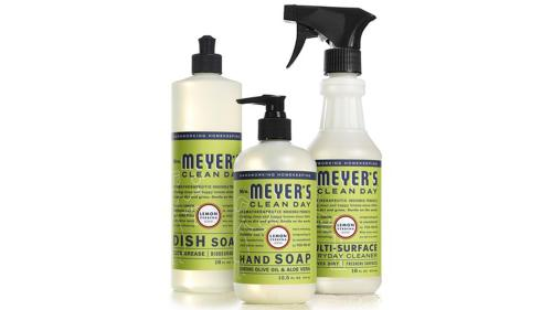 Medium Of Meyers Cleaning Products