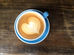 Small Of Coffee Cup Heart