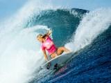 Shark Attack Survivor Bethany Hamilton Beats World S Best Surfers T95456