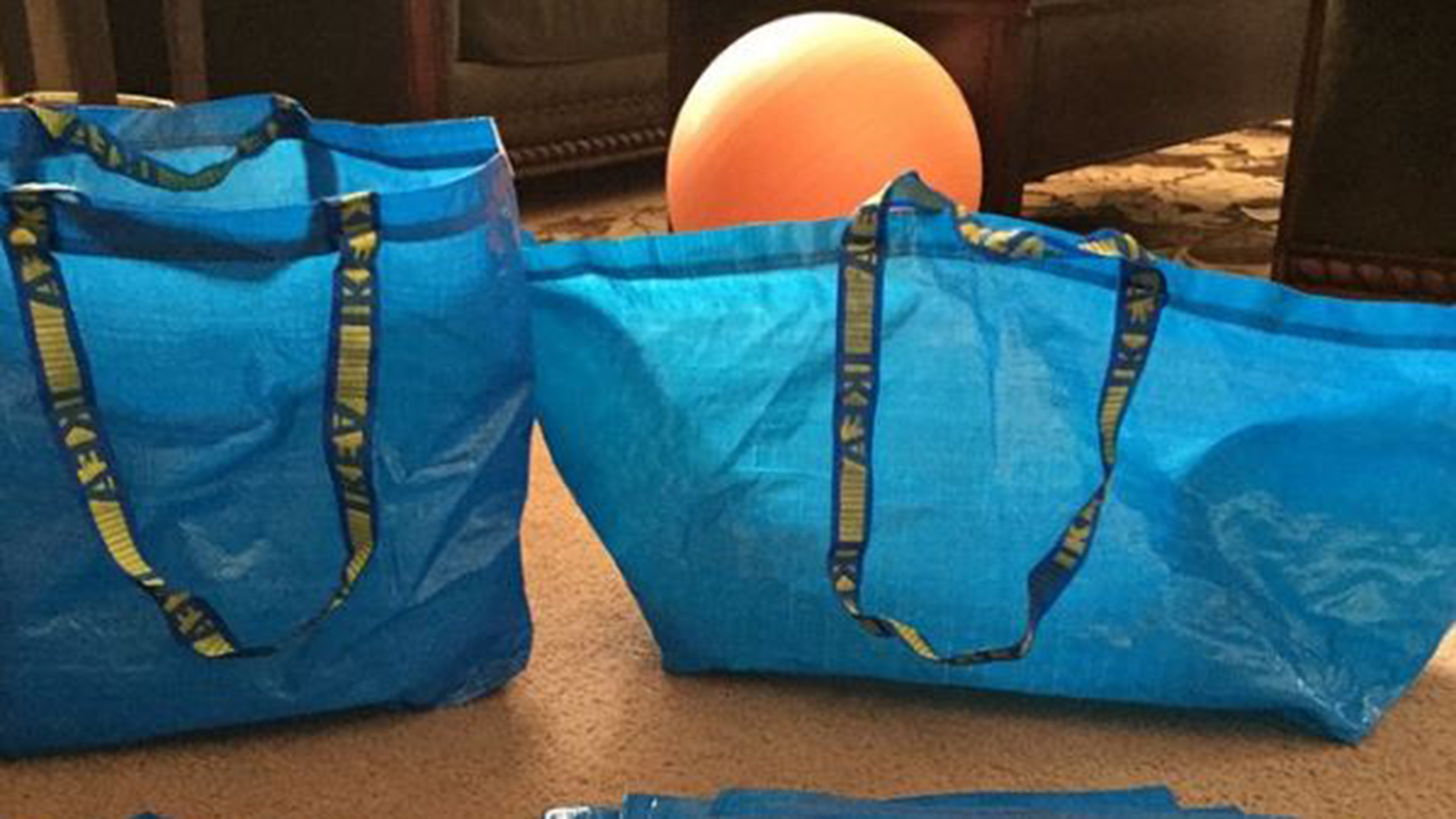 Ikea Pets Ikea Is Losing Its Iconic Blue Bags! Here's What It Has In