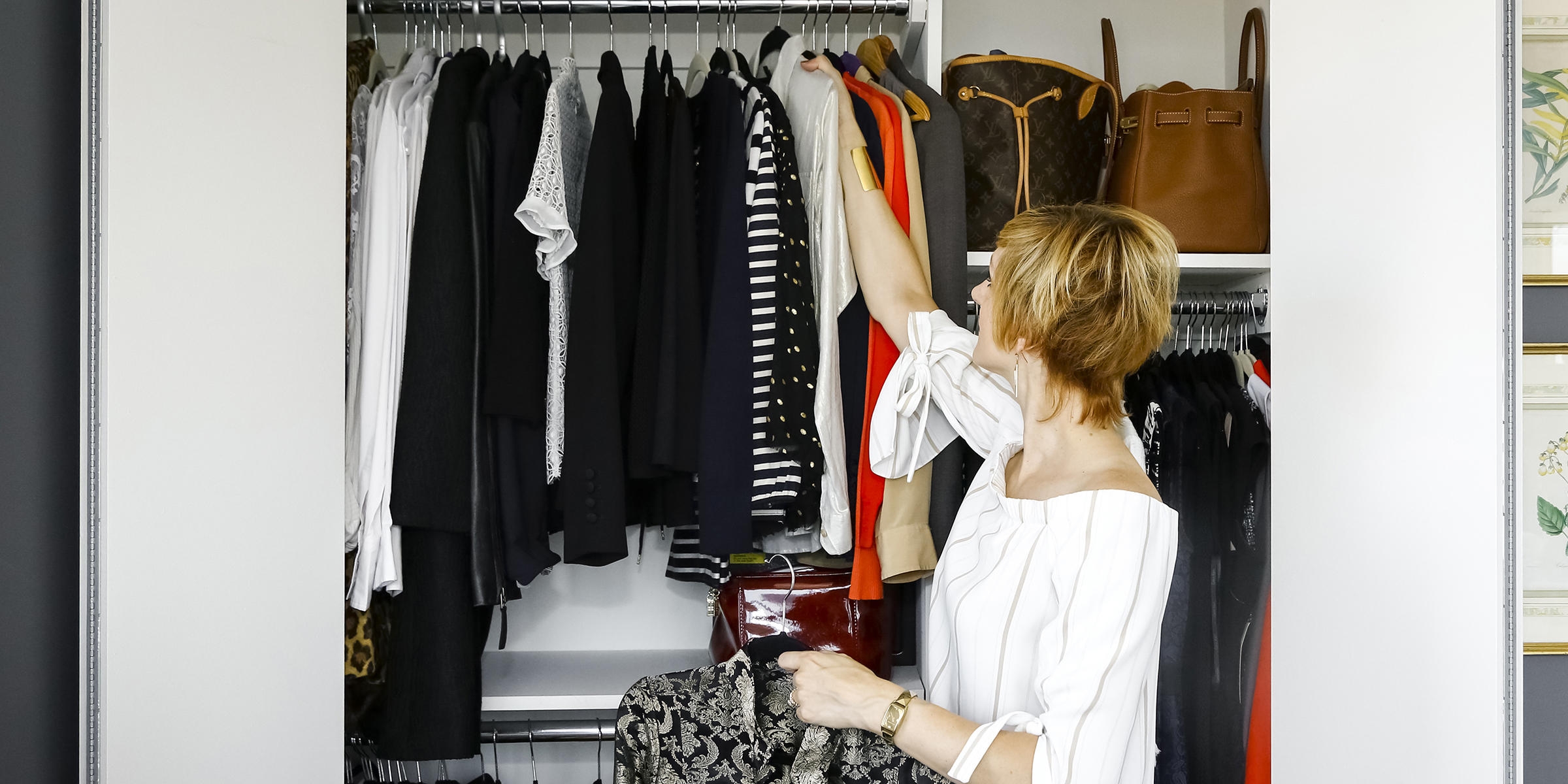Closet Organization How To Organize A Closet The Best Organization Products To Buy