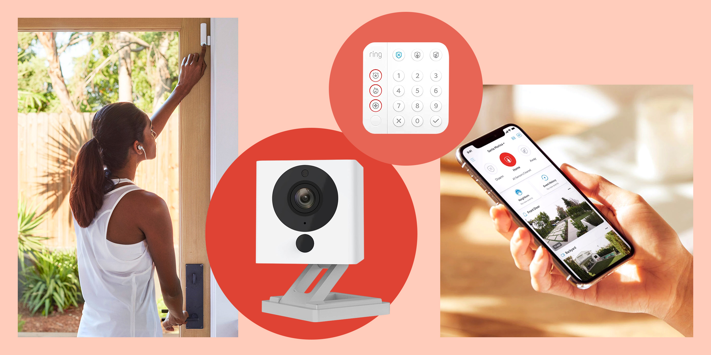 The Best Home Security Systems In 2020 From Cameras To Alarms