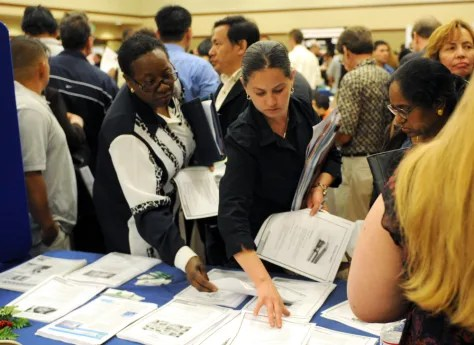 Your Career Are job fairs worth the time? - Business - Careers