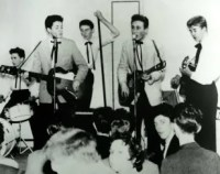 Image: Paul McCartney with Quarrymen