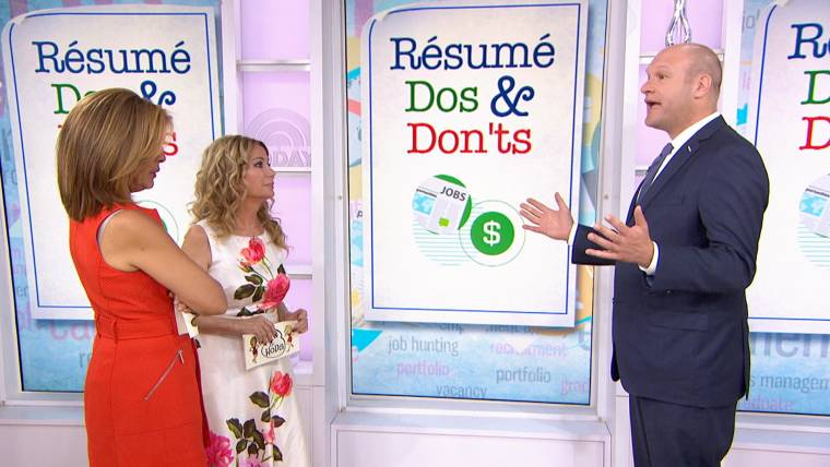 Learn what prospective employers DON\u0027T want to see on your resume - resume dos and don ts