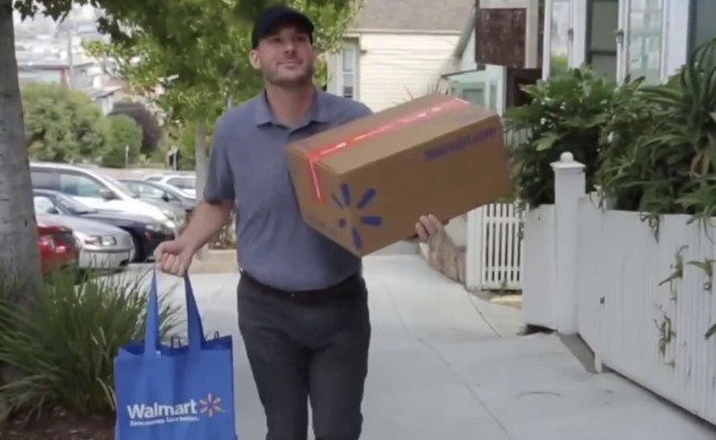 Walmart To Offer Same Day Grocery Delivery In 100 Markets