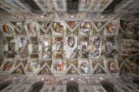 LEDs Light Up Sistine Chapel Masterpieces - NBC News