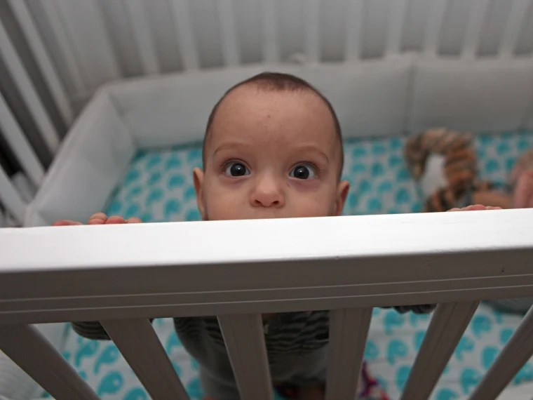 Babies Should Sleep In Parents39 Room New Guidelines Say