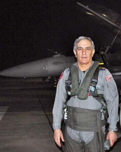 Turkey Coup: Ex-Air Force Commander Akin Ozturk Interrogated - NBC News