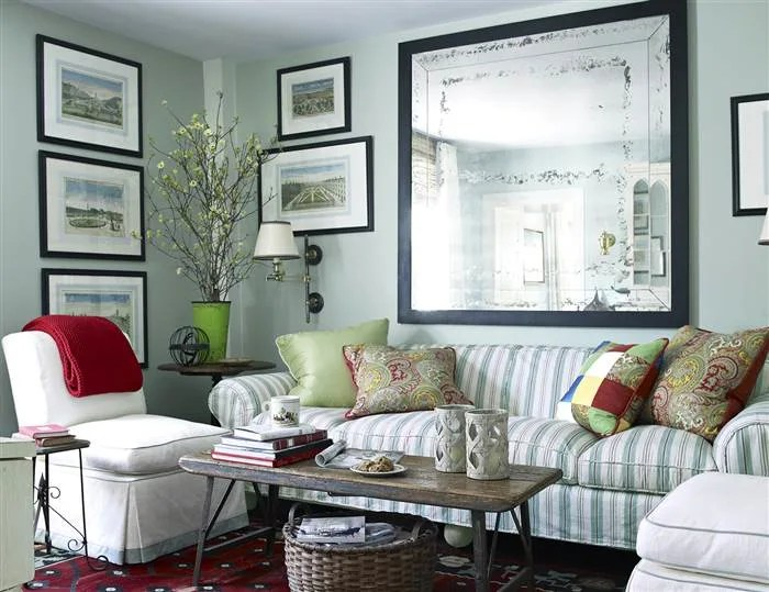 Make your home feel bigger with these expert design tricks - TODAY - how to make a small living room look bigger